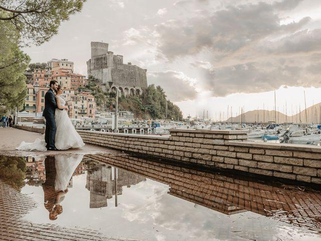 Il matrimonio di Alessandro e Silvia a Lerici, La Spezia 24