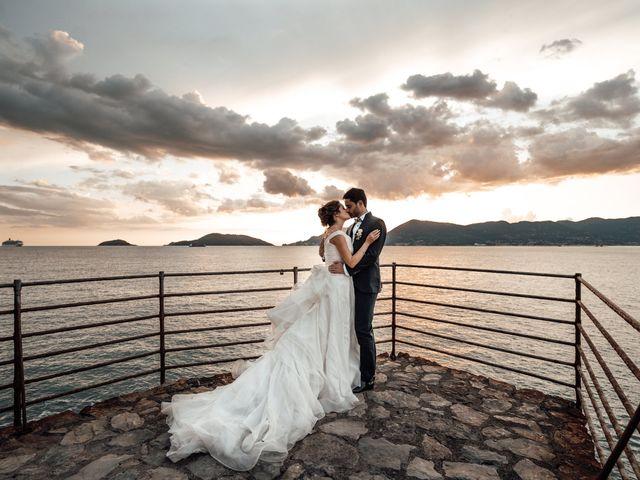 Il matrimonio di Alessandro e Silvia a Lerici, La Spezia 28