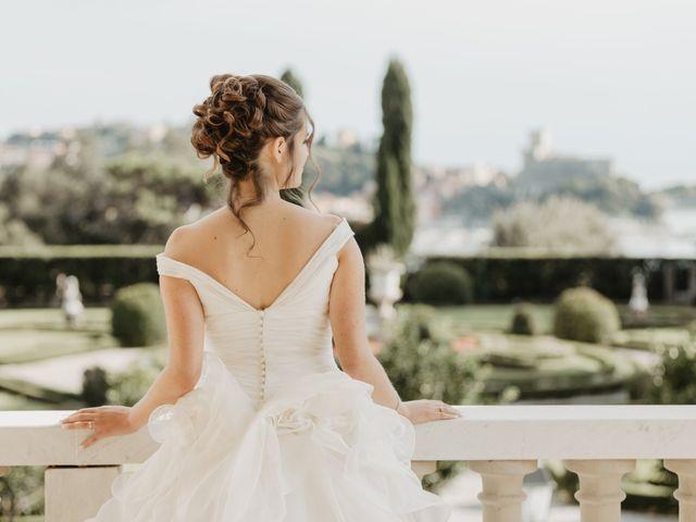 Il matrimonio di Alessandro e Silvia a Lerici, La Spezia 31
