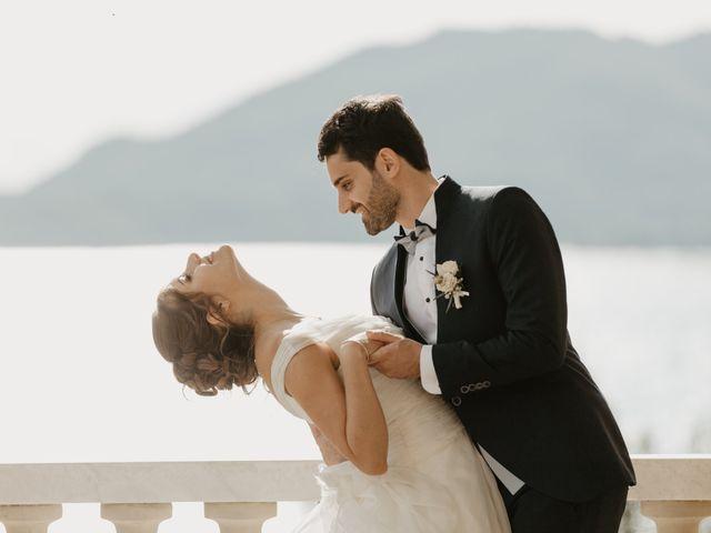 Il matrimonio di Alessandro e Silvia a Lerici, La Spezia 36