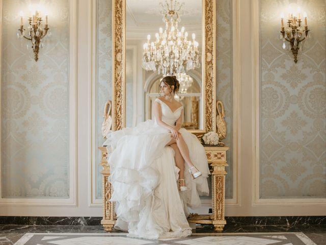 Il matrimonio di Alessandro e Silvia a Lerici, La Spezia 1