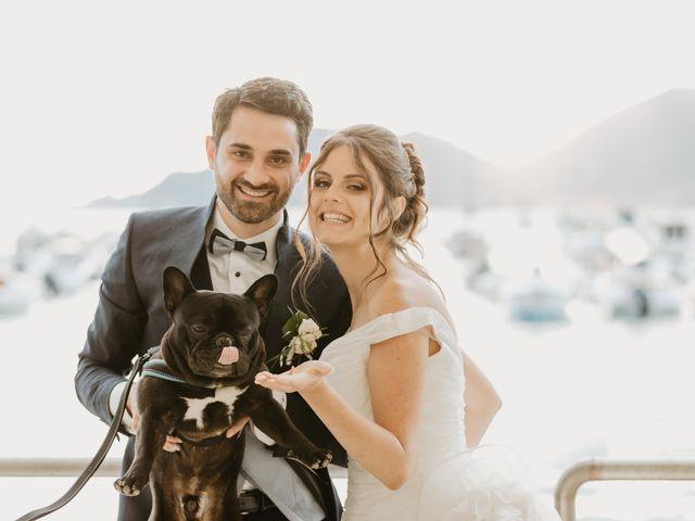 Il matrimonio di Alessandro e Silvia a Lerici, La Spezia 38