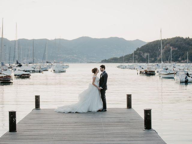 Il matrimonio di Alessandro e Silvia a Lerici, La Spezia 41