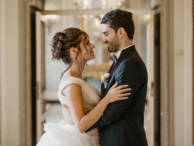 Il matrimonio di Alessandro e Silvia a Lerici, La Spezia 54