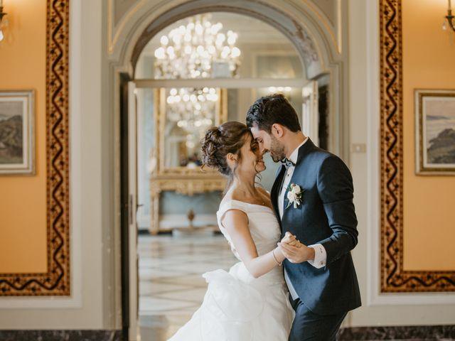 Il matrimonio di Alessandro e Silvia a Lerici, La Spezia 55
