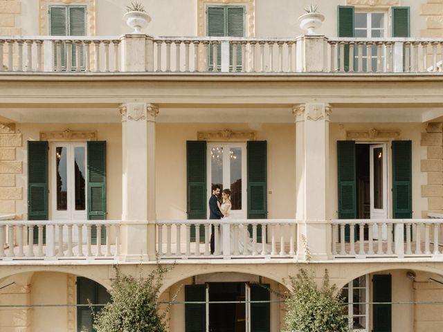 Il matrimonio di Alessandro e Silvia a Lerici, La Spezia 60