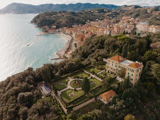 Il matrimonio di Alessandro e Silvia a Lerici, La Spezia 61