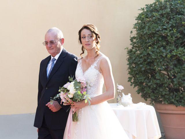 Il matrimonio di Tommaso e Greta a Ripalta Guerina, Cremona 18