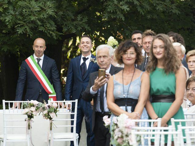 Il matrimonio di Tommaso e Greta a Ripalta Guerina, Cremona 19