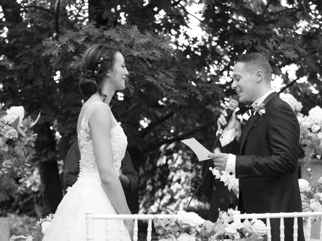Il matrimonio di Tommaso e Greta a Ripalta Guerina, Cremona 23