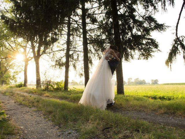 Il matrimonio di Tommaso e Greta a Ripalta Guerina, Cremona 32