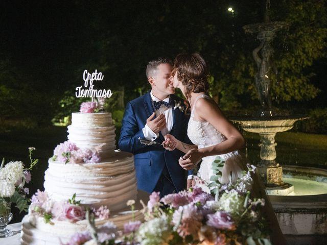 Il matrimonio di Tommaso e Greta a Ripalta Guerina, Cremona 37