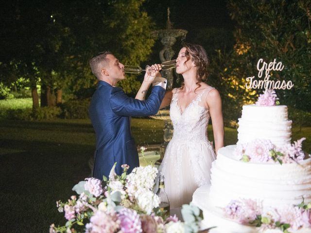 Il matrimonio di Tommaso e Greta a Ripalta Guerina, Cremona 38