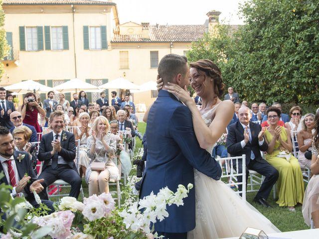 Il matrimonio di Tommaso e Greta a Ripalta Guerina, Cremona 27
