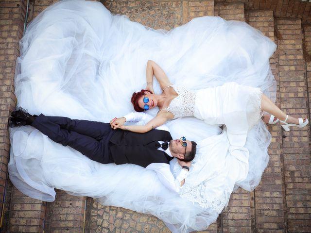 le nozze di Gioia e Gerardo
