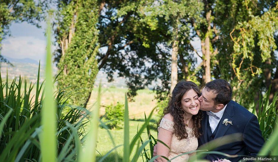 Il matrimonio di Francesco e Camilla a Capaccio Paestum, Salerno