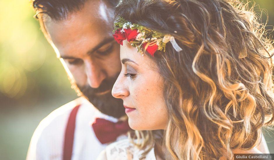 Il matrimonio di Mirko e Simona a Brisighella, Ravenna