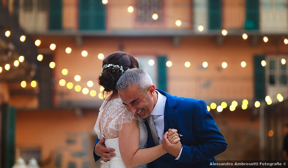 Il matrimonio di Andrea e Laura a Invorio, Novara