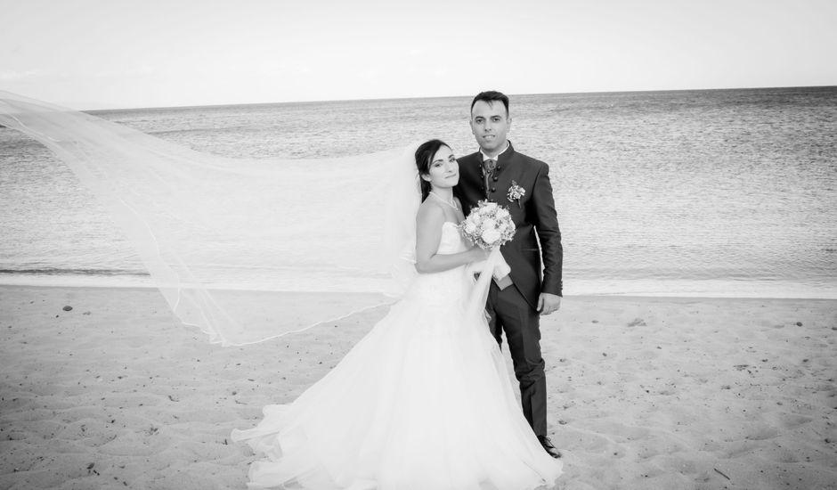 Il matrimonio di Stefano e Simona a Pula, Cagliari