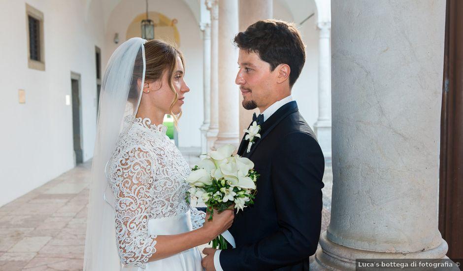 Il matrimonio di Filippo e Giulia a San Paolo d'Argon, Bergamo