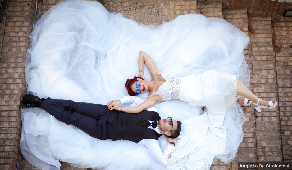 Il matrimonio di Gerardo e Gioia a Pagani, Salerno