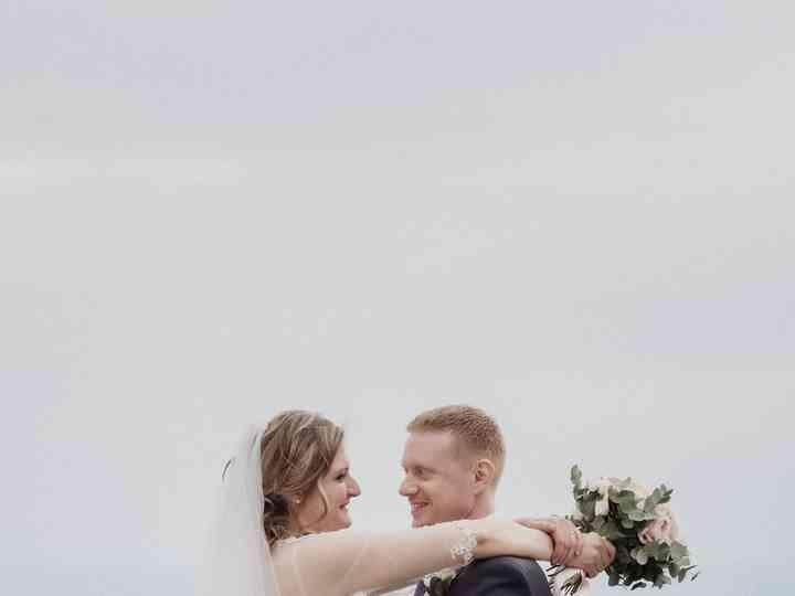 le nozze di Meri e Maurizio
