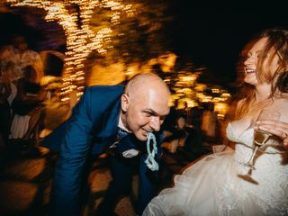 Le nozze di Natasha e Fabio 1