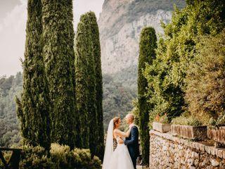 Le nozze di Natasha e Fabio