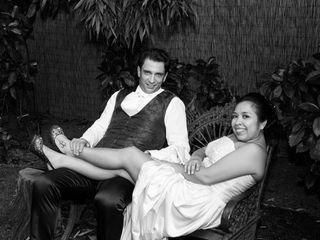 Le nozze di Hilda e Stefano