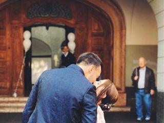Le nozze di Laura e Alex 1