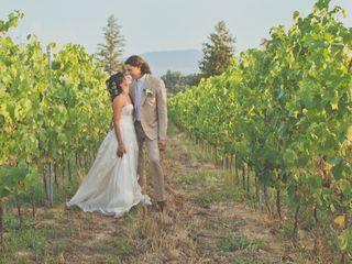 Le nozze di Amalia e Riccardo