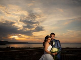 Le nozze di Vittoria e Alex