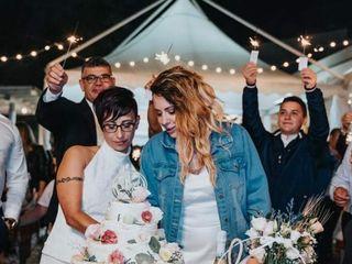 Le nozze di Marzia e Federica 1