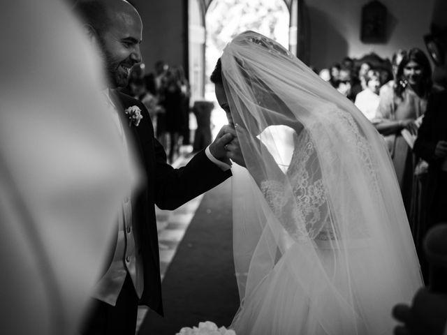 Il matrimonio di Enrico e Giulia a Susegana, Treviso 31