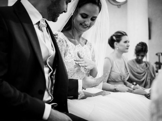 Il matrimonio di Enrico e Giulia a Susegana, Treviso 33
