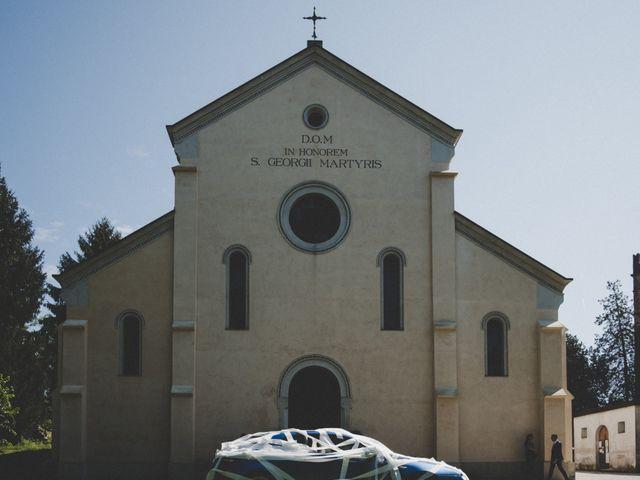 Il matrimonio di Enrico e Giulia a Susegana, Treviso 34