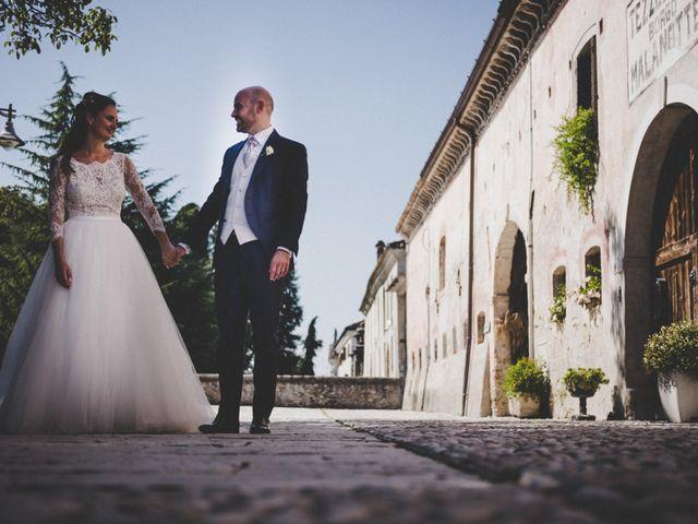 Il matrimonio di Enrico e Giulia a Susegana, Treviso 42