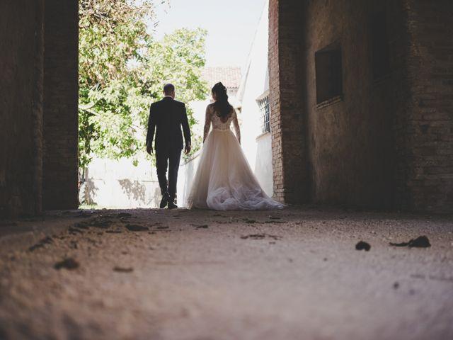 Il matrimonio di Enrico e Giulia a Susegana, Treviso 48