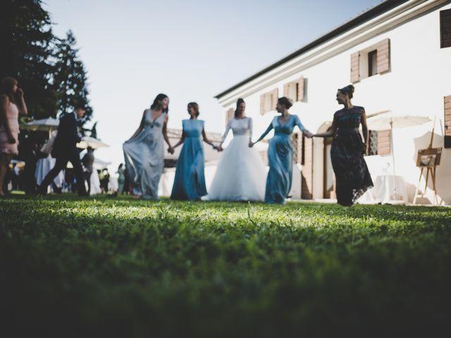 Il matrimonio di Enrico e Giulia a Susegana, Treviso 50