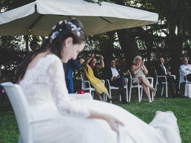 Il matrimonio di Enrico e Giulia a Susegana, Treviso 56