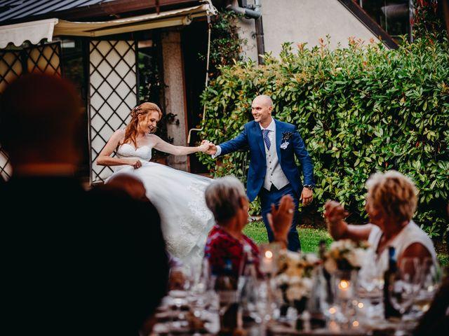 Il matrimonio di Fabio e Natasha a Calolziocorte, Lecco 22