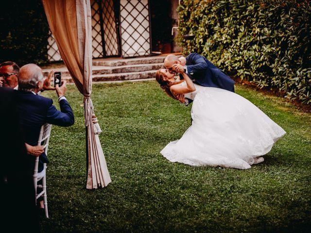 Il matrimonio di Fabio e Natasha a Calolziocorte, Lecco 23