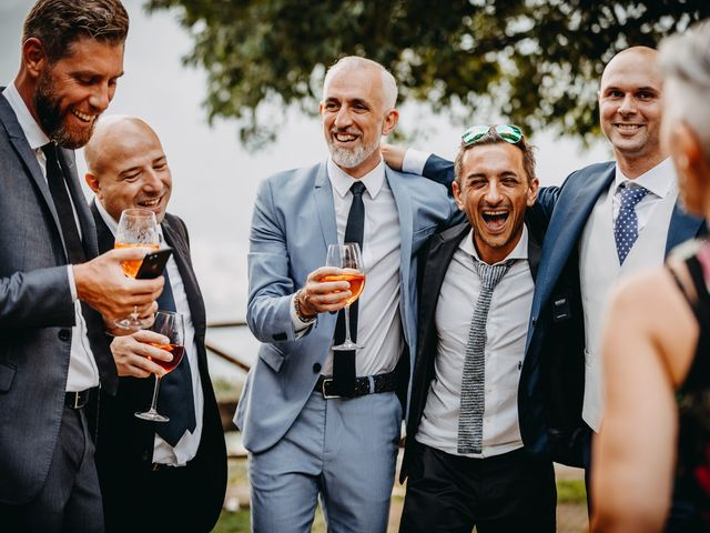 Il matrimonio di Fabio e Natasha a Calolziocorte, Lecco 25