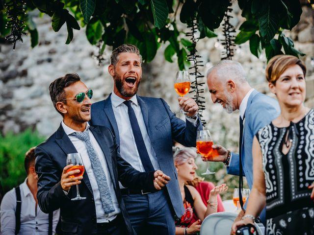 Il matrimonio di Fabio e Natasha a Calolziocorte, Lecco 30