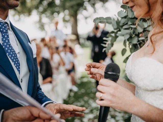 Il matrimonio di Fabio e Natasha a Calolziocorte, Lecco 35