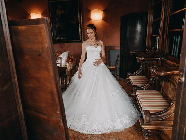 Il matrimonio di Fabio e Natasha a Calolziocorte, Lecco 41