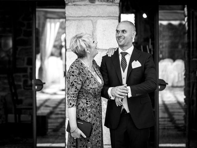 Il matrimonio di Fabio e Natasha a Calolziocorte, Lecco 47
