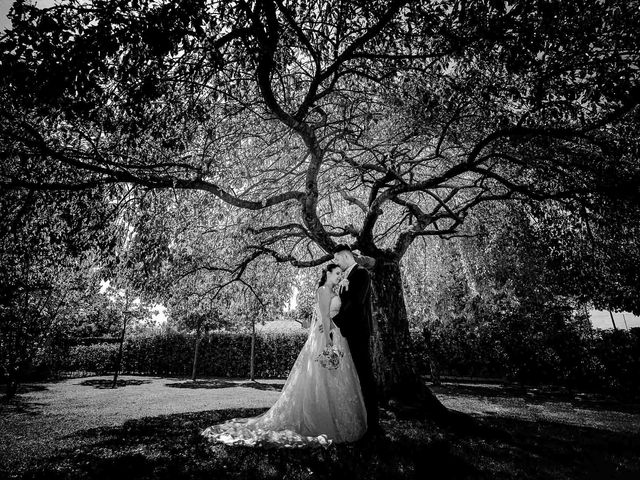 Il matrimonio di Matteo e Laura a Noale, Venezia 2