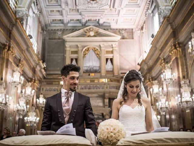 Il matrimonio di Valerio e Arianna a Roma, Roma 4