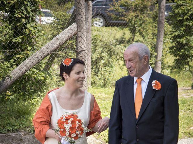 Il matrimonio di Philip e Linda a Induno Olona, Varese 3